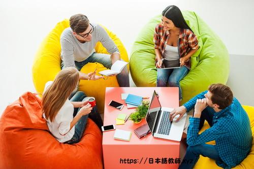 福島で日本語を勉強する留学生