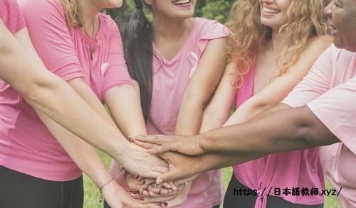 若い外国人女性にも日本語は人気