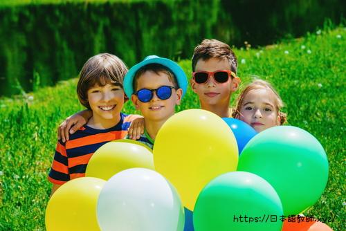 日本のマンガは外国人の子供にも人気